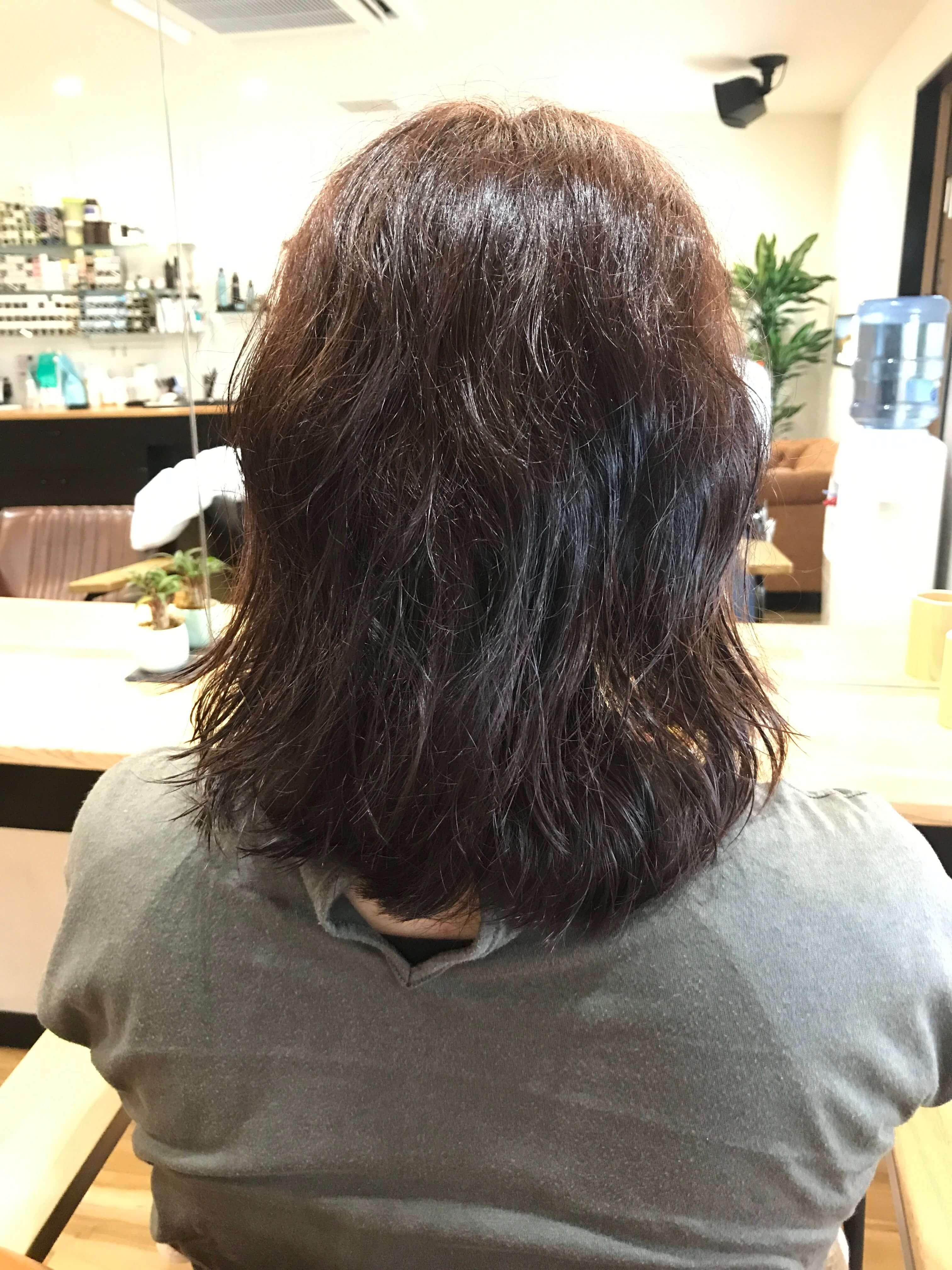 埼玉県 さいたま市 南浦和 soco. ソーコ ノンジアミンカラー 白髪染め 明るい白髪染め