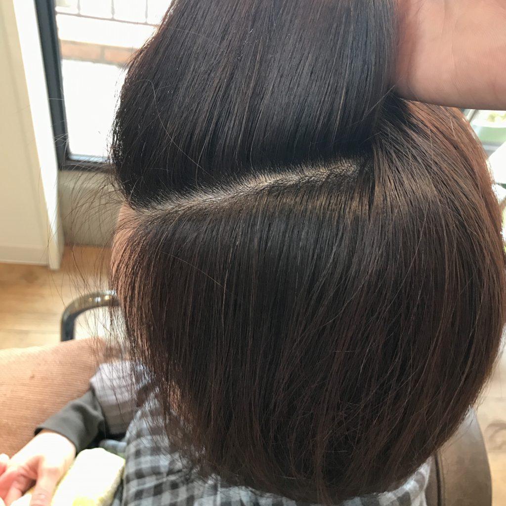 ノンジアミンカラー 白髪染め 明るく 埼玉県 さいたま市 南浦和 soco